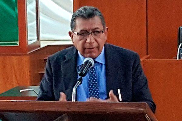 Busca argumentación jurídica rescatar los valores de la sociedad: Serafín Ortiz