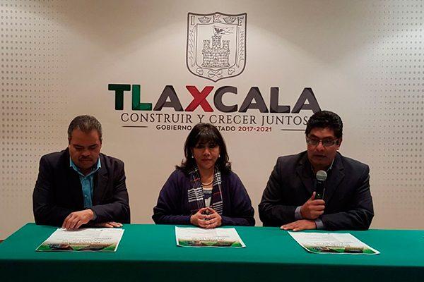 """Presentan el Festival """"Tlaxcala suena y suena bien"""""""