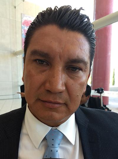 Oscar Murias Juárez, alcalde de Nativitas, señaló que a su municipio le falta difusión para el turismo. /Tomás BAÑOS