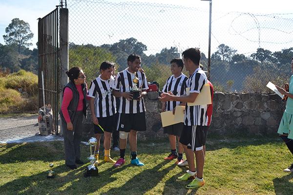 Maíz quedó en el segundo lugar de la competencia al caer en la final con marcador de dos goles a uno