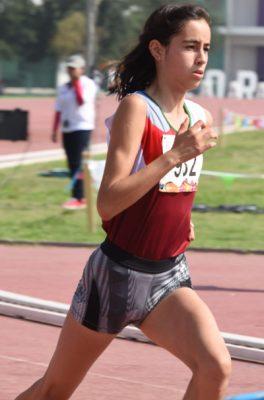 Correrá Maya Karina en festival atlético de El Sol de Tlaxcala