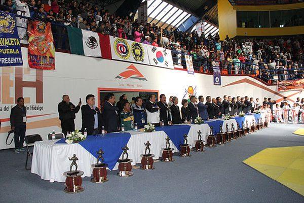 Logra MDK Tlaxcala 19 medallas en campeonato nacional de taekwondo