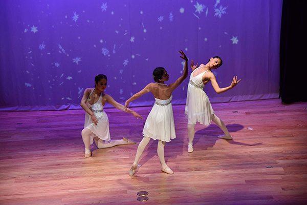 """Con """"Las cuatro estaciones"""" concluye curso de danza en el Centro de las Artes"""