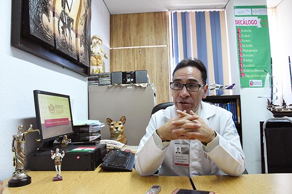 El coordinador de Servicios Médicos en Cirugía General del nosocomio, Víctor Hugo Pedraza Hernández llamó a la población a participar en la cultura de la donación de órganos para salvar vidas