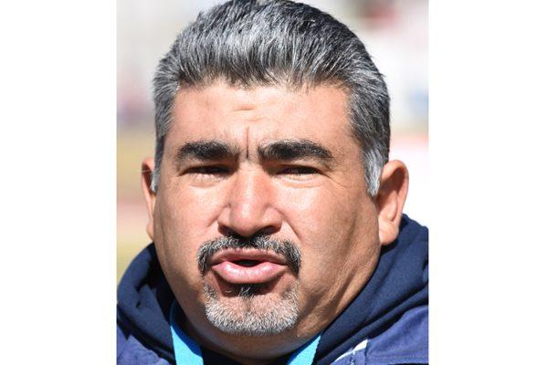 El técnico de Baja California, Marco Antonio Meza, reconoció que Tlaxcala fue superior este sábado en Tlaxco. / Everardo NAVA