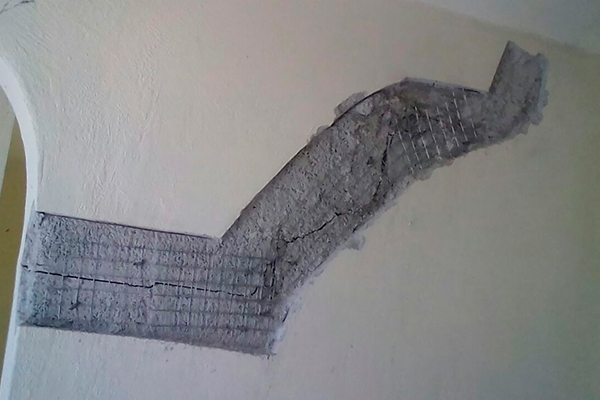 En octubre, la Sedatu informó que apoyaría a decenas de familias cuyas viviendas presentaron daños menores en muros y paredes. /EL SOL DE TLAXCALA