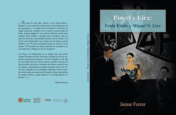 """Presentará Jaime Ferrer segunda edición de """"El  pincel y la lira"""""""