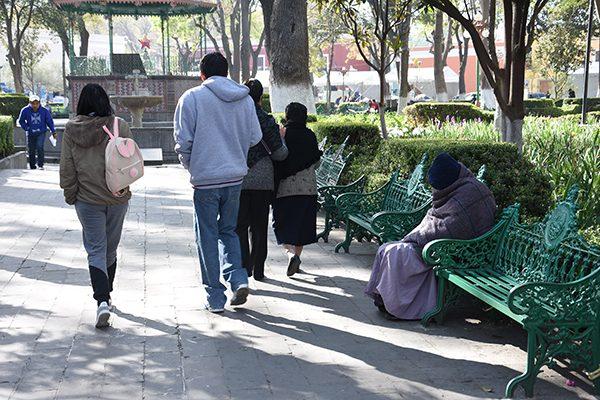 Seguirán fuertes fríos en Tlaxcala, pero nadie ha usado los albergues