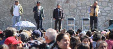 Celebran con tranquilidad elección del fiscal de la parroquia de Zacatelco