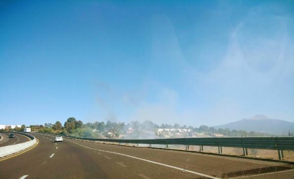 Comienzan quemas agrícolas en la entidad