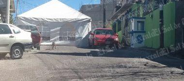 Común cierre de calles y violaciones al libre tránsito de transeúntes en La Loma
