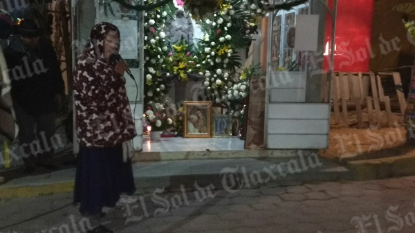Con mañanitas inicia festejo a la Virgen de Guadalupe