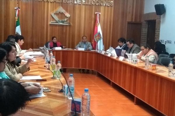 Monitoreará ITE transmisiones de precampaña y campañas electorales en noticiarios
