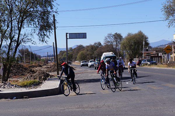 Regresan sanos y salvos peregrinos de Nopalucan y Totolac