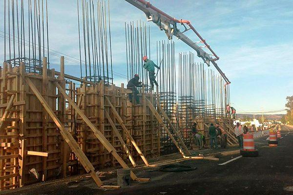 Reconstruye Gobierno el puente de la muerte en Ixtacuixtla