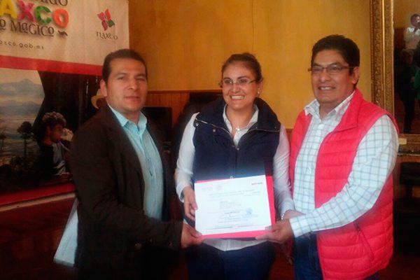 Reconoce Secture avances de Tlaxco como Pueblo Mágico