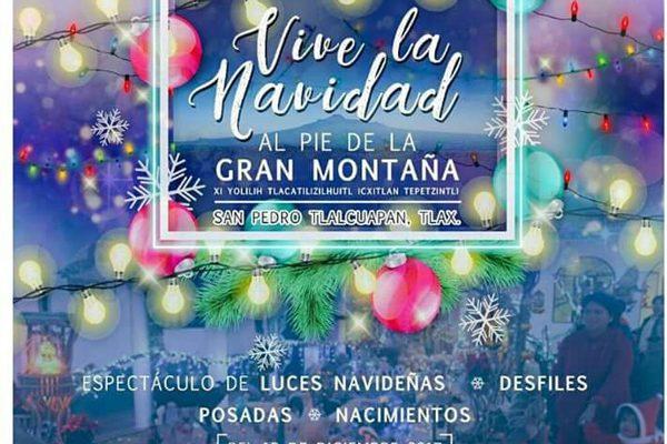 """Invita Secture al  festival """"Vive la  Navidad al pie de  la gran montaña"""""""