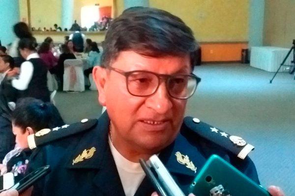 Vigilará Ejército  las actividades  de pirotecnia:  Elpidio Canales