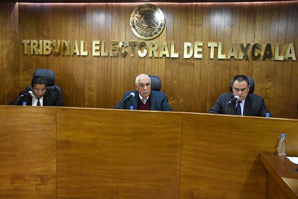 El TET se encuentra fortalecido y listo para  2018: Morales Alanís