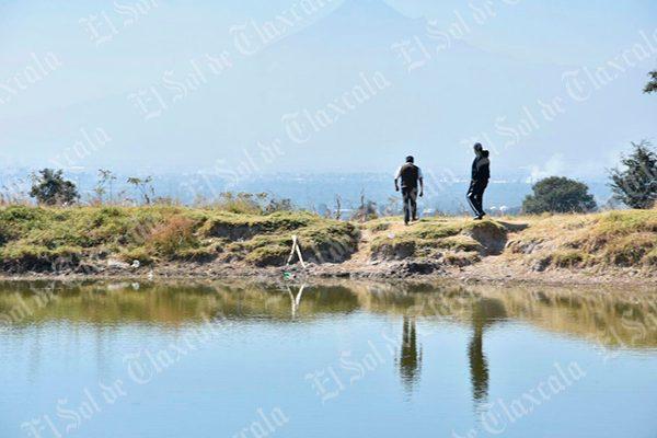 Se ahoga un joven en San Marcos Contla; autoridades niegan apoyo para sacarlo de jagüey