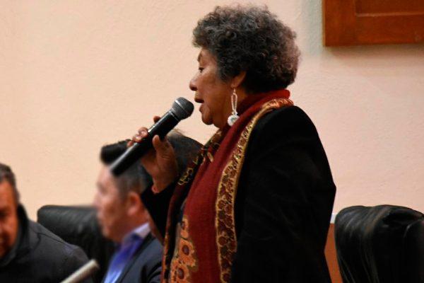 Quiere Floria María Hernández ser candidata a diputada federal del PRD, pero sin pagar cuotas