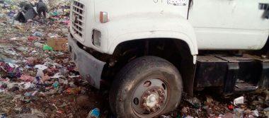 Comprará comuna 5 camiones para basura en Huamantla