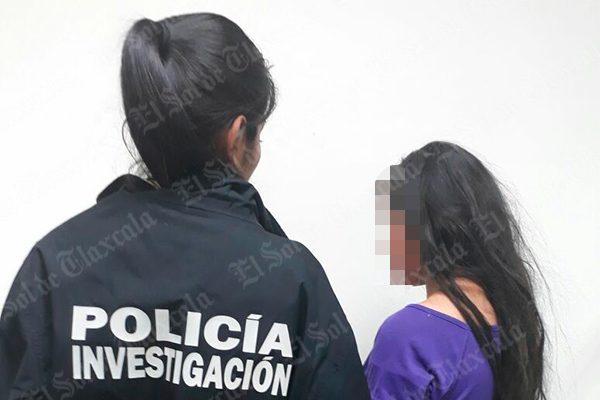 Localiza Policía de Investigación de la PGJE a Melissa de 12 años, era buscada en AMBER México