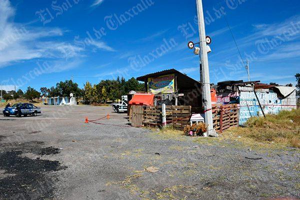 Asesinan a golpes a un talachero  en Xaltocan