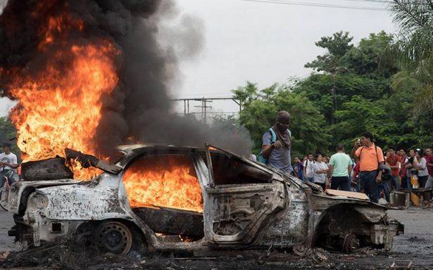 Honduras decreta toque de queda tras protestas violentas por supuesto fraude electoral