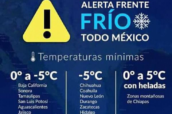 Instala municipio de Tlaxcala albergue ante bajas temperaturas