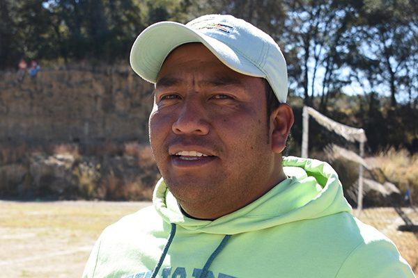 Liga Premier, fomento del futbol en Contla: Cruz Paul