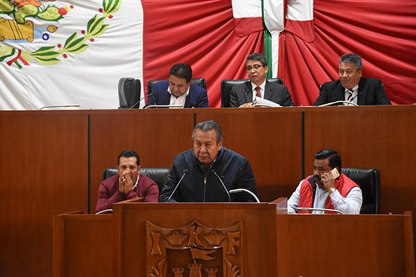 Diputados piden cuentas al gobierno