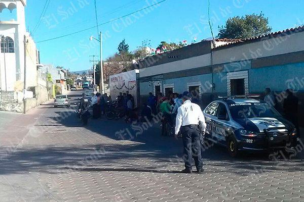 Imprudente motociclista enluta a familia en Contla
