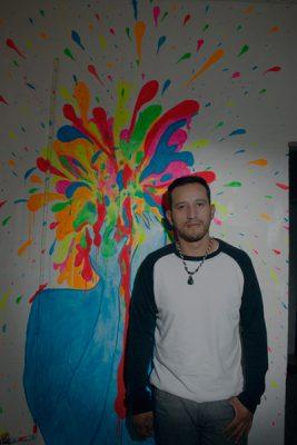 Continúa Daniel Salas su movimiento jaranero