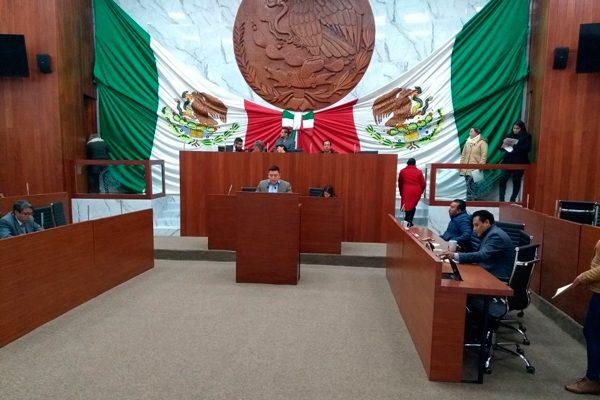 Aprueban diputados la agenda legislativa para el 2018