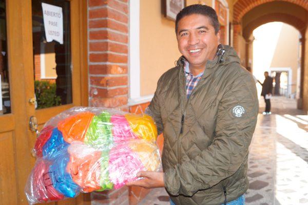Carecen de recursos  en comunidades de Calpulalpan para  obsequiar juguetes