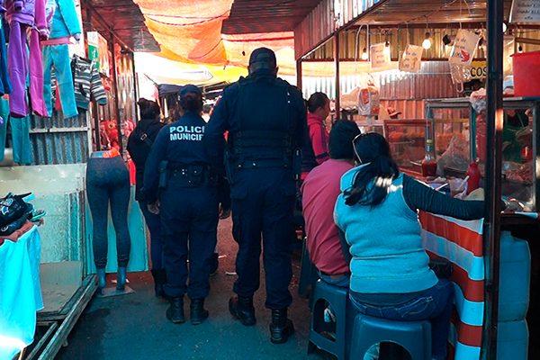 Reporta policía de Calpulalpan detención de 30 personas durante las fiestas decembrinas
