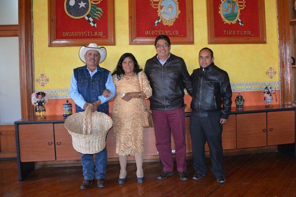 Reconoce Secture a Honorina Arroyo
