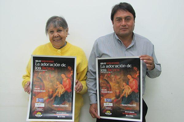 Acerca Graciela Orozco el teatro en náhuatl a jóvenes