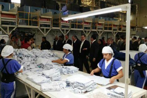 Se instala Larvatex en Ixtacuixtla; ofrece 302 empleos directos
