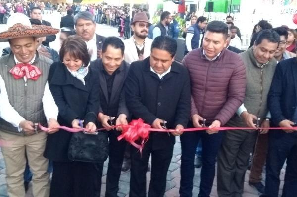 Inauguran la Feria de Zacatelco 2018