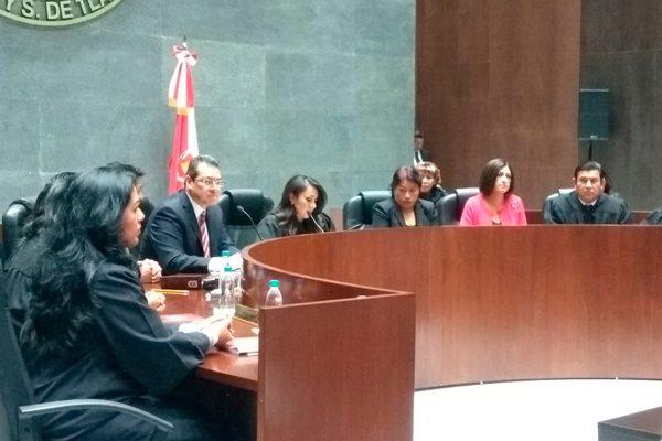 Pide Cordero Martínez respeto en la designación del próximo titular del TSJE
