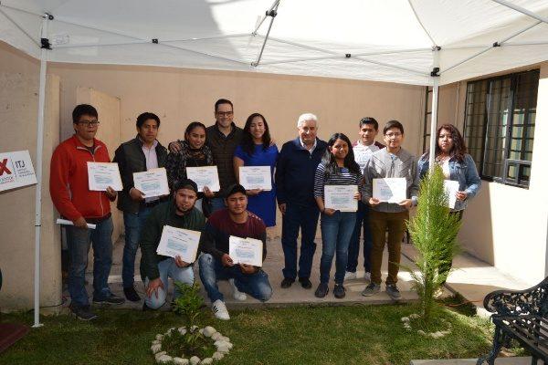 Apoya Instituto Tlaxcalteca de la Juventud proyectos de jóvenes emprendedores