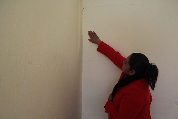 Olvida Itife reparar daños de la primaria Domingo Arenas de Zacatelco