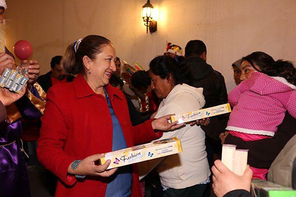 Llama alcaldesa de Texoloc a fomentar las tradiciones