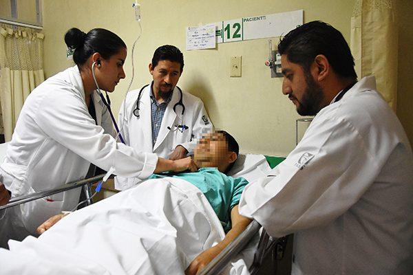 Carece el IMSS de personal de cubreincidencias y médicos especialistas