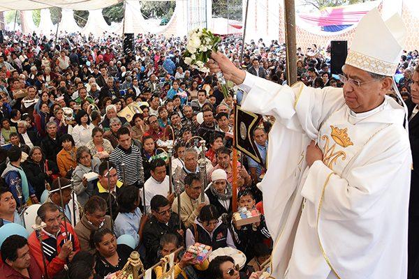 Buscar la paz en 2018, pide Iglesia a la gente