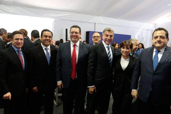 Trabaja Tlaxcala en coordinación con Federación y Puebla: Marco Mena