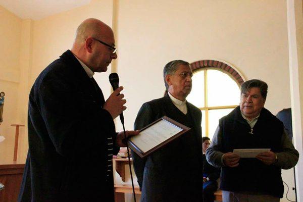 Concreta Obispo de Tlaxcala diversos cambios en la Diócesis