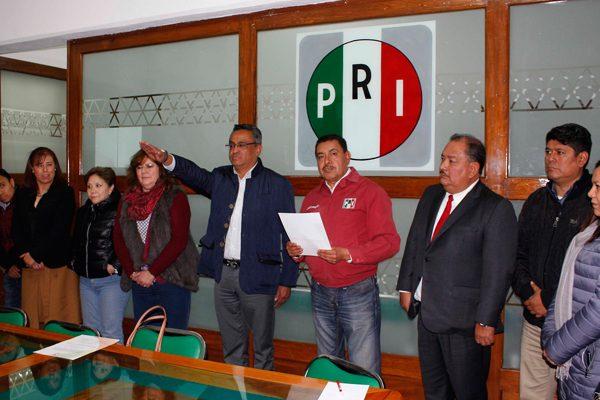 Designa el PRI  nuevo secretario  de organización